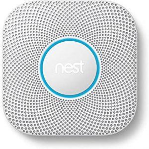 Google nest sensor alarm