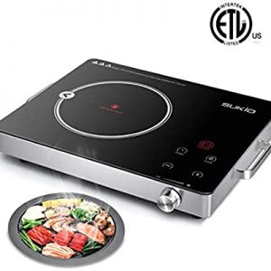 Induction cook-top stove